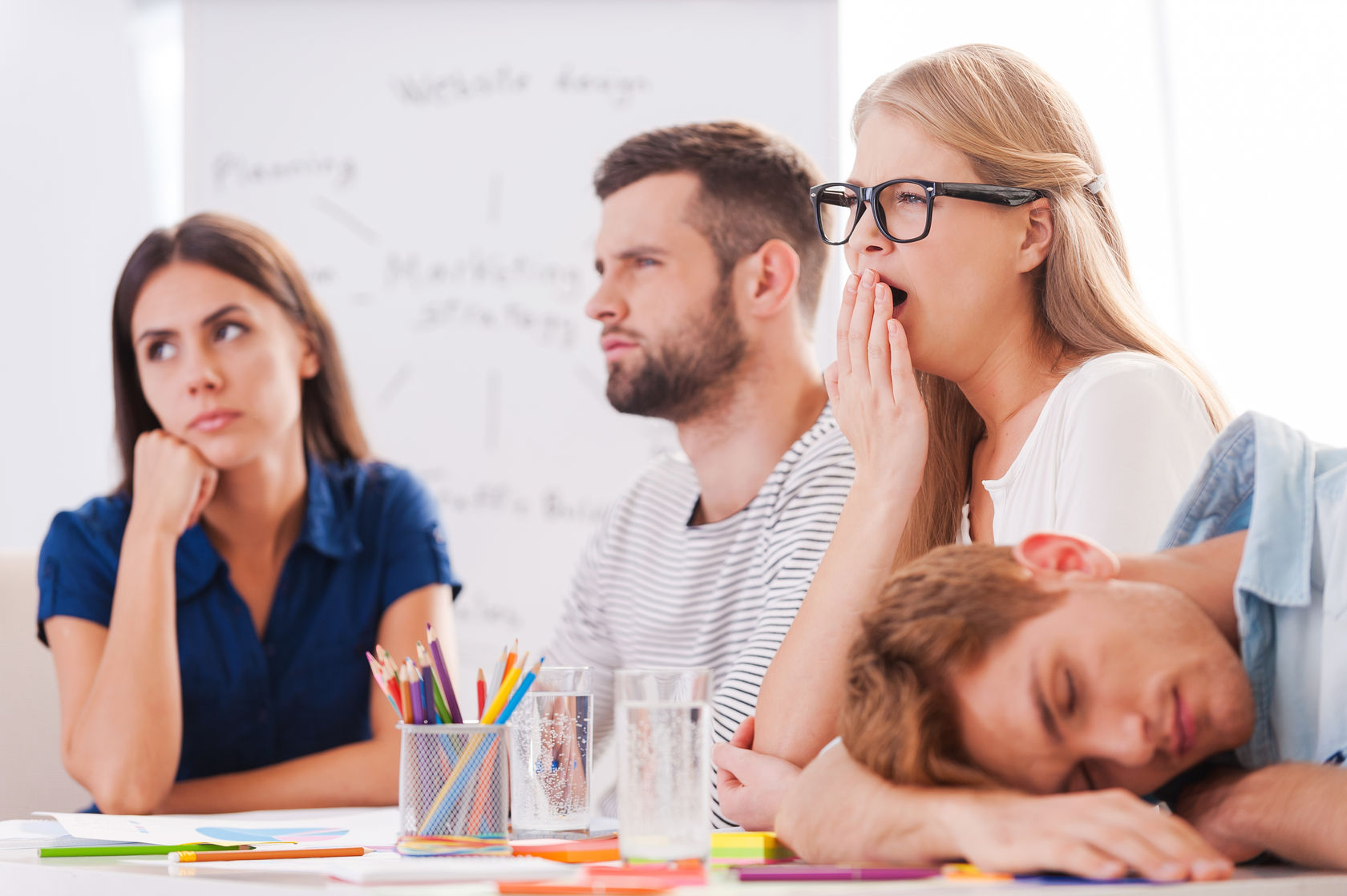 Sick & Tired of Boring Meetings?!