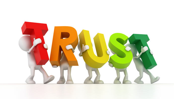 Is Trust a skill or an emotion?