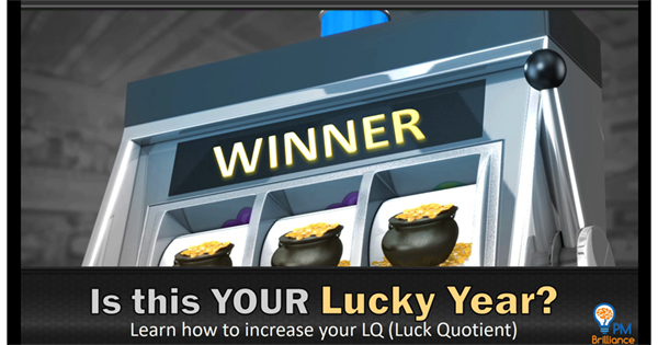 Is this your Lucky Year?