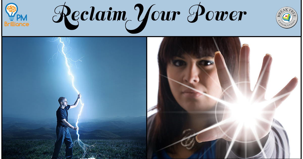 Reclaim Your Personal Power